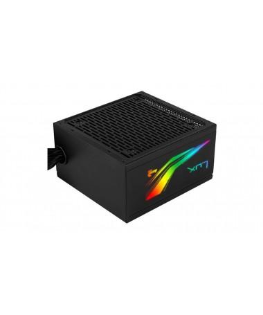 Furnizues rryme Aerocool LUX AEROPGSLUXRGB-550 (550 W/ 120 mm)