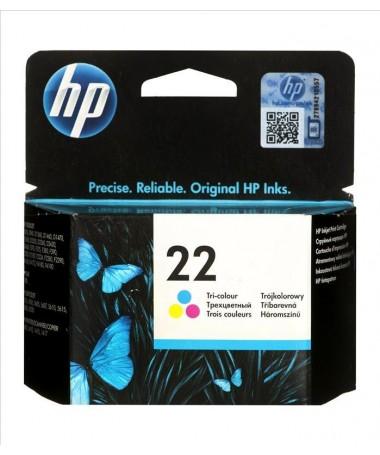 Kertrixh për HP C9352AE (origjinal HP22 HP 22/ 5 ml/ MultiColor)