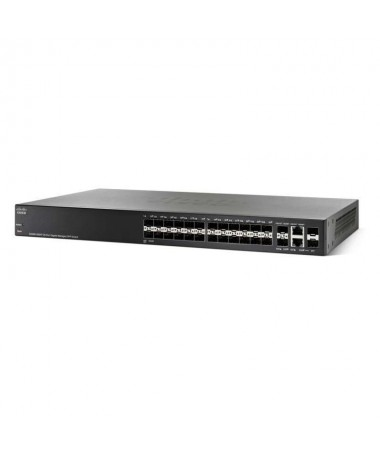 Switch Cisco SG350-28SFP-K9-EU (2x 10/100/1000Mbps)