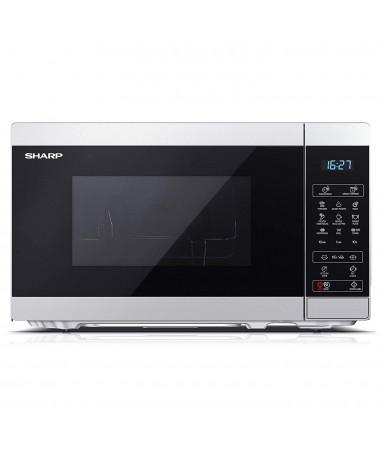 Mikrovalë Sharp YC-MG02E-S 20L 800W