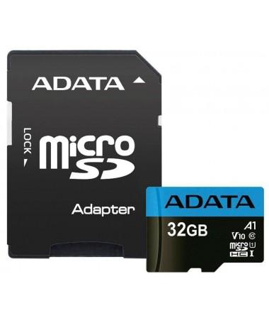 Kartelë memorike microSD Premier 32GB UHS1/CL10/A1+shëndrrues