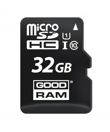 Kartelë memorike SDHC GOODRAM 32GB class 10 UHS I