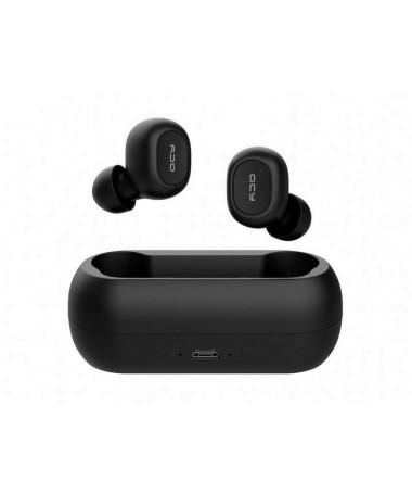 Kufje wireless QCY T1 017325 ( Bluetooth/ e zezë)