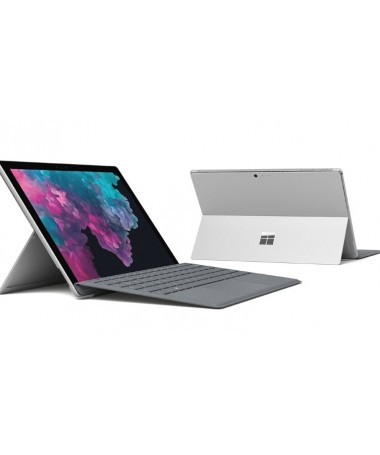 Tablet Microsoft Surface Pro6 i5/8/256 SC IT/PL/PT/ES Hdwr Platinum