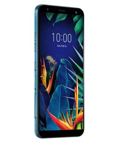 "Smartfon LG K40 (5/7""/ 1440 x 720/ 32GB/ 2 GB/ DTS:X surround sound/ Gravity sensor New Moroccan e kaltër)"