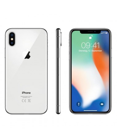 "Smartfon Apple iPhone X (5/8""/ 2436x1125/ 256GB/ 3 GB/ e hirtë)"