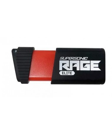USB Pendrive Patriot Memory Rage Elite PEF256GSRE3USB (256GB/ USB 3.1/ e zezë color)