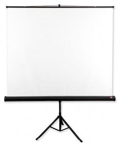"Perde projektori AVTEK Tripod Standard 175 (manuale, 175 x 175 cm, 1:1, 97"")"