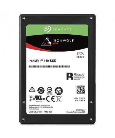 Disk për server Seagate IronWolf 110 ZA240NM10011 (240 GB SSD 240 GB/ 2.5 Inch/ SATA III)