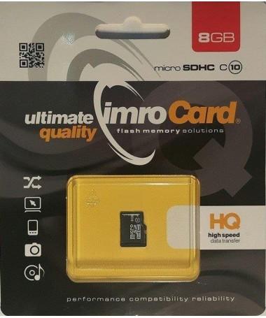 Kartelë memorike IMRO 10/8G (8GB/ Class 10)