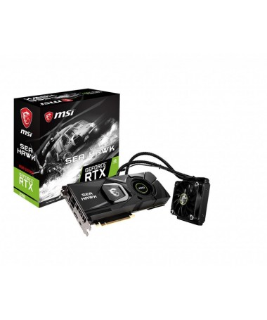 Kartelë grafike MSI GeForce RTX 2080 SEA HAWK X