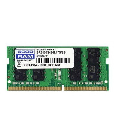 Ram Memorje GOODRAM SO-DIMM DDR4 8GB 2666MHz CL19