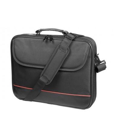 """Çantë për laptop Tracer TRATOR43468 (15/6""""/ e zezë dhe e kuqe)"""