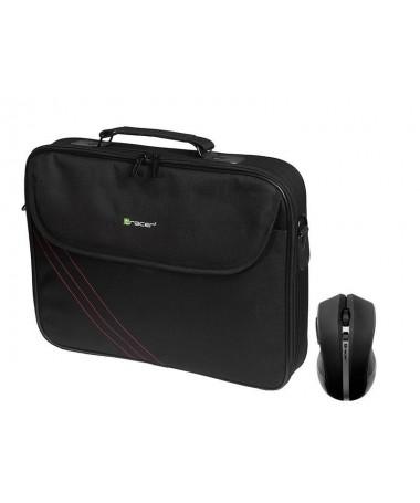 """Çantë për laptop Tracer BONITO TRATOR45854 (15/6""""/ e zezë)"""