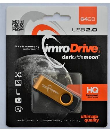 USB Flashdrive IMRO AXIS/64G USB (64GB/ USB 2.0/ e artë)