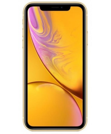 "Smartfon Apple iPhone XR 256GB e verdhë (A12 Bionic/ 6/1""/ Retina/ touch/ 1792 x 768/ 3 GB/ 2942mAh)"