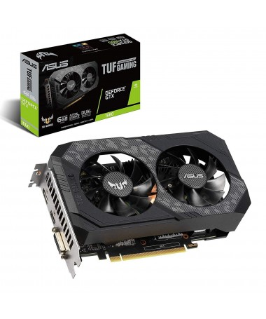 Kartelë grafike ASUS TUF Gaming GeForce GTX 1660 6GB