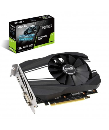 Kartelë grafike ASUS Phoenix GeForce GTX 1660 OC EDITION 6GB