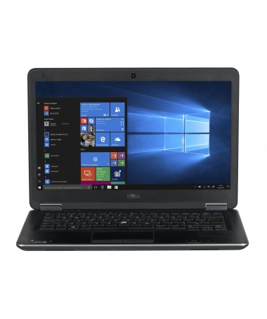 "Laptop DELL LATITUDE E7440 i7-4600U 8GB 256GB SSD 14""FHD Win8ro/Win10pro(upgrade) + furnizues rryme I PËRDORUR"