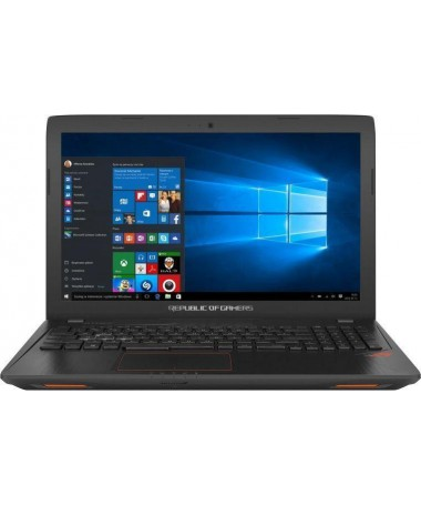 Laptop Asus GL553VE-DS74 i7-7700 15.6/16/1T+SSD256/W10 REP
