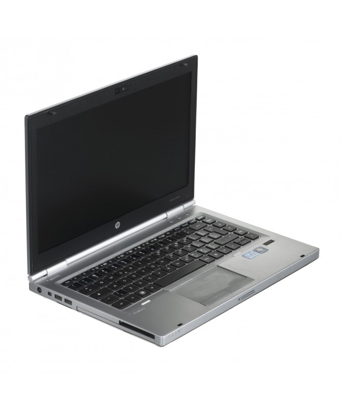 Laptop HP EliteBook 8460p i7-2620M 4GB 120GB SSD DVDRW 14HD+ Win7pro + furnizues rryme I PËRDORUR
