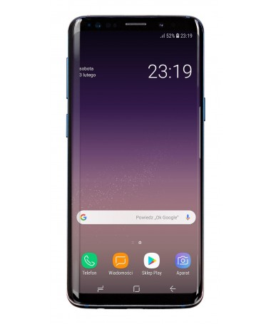 "Smartfon Samsung Galaxy S9 64GB Polaris e kaltër (Exynos 9810/ 5/8""/ Super AMOLED/ 2960x1440/ 4 GB/ 3000mAh)"