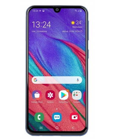 "Smartfon Samsung Galaxy A40 64GB e kaltër (5/9""/ Super AMOLED/ 2340x1080/ 4 GB/ 3100mAh)"