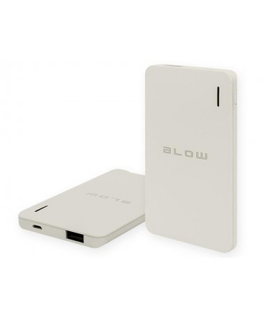Power Bank BLOW 81-113/ (6000mAh/ USB 2.0/ e hirtë)
