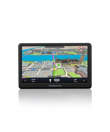 Pajisje Navigimi GPS MODECOM NAV-FREEWAYSX71-MF-EU (MapFactor(FEU))