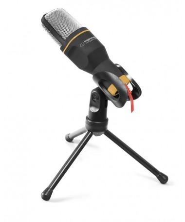 Mikrofon Esperanza STUDIO PRO EH182 (e zezë)