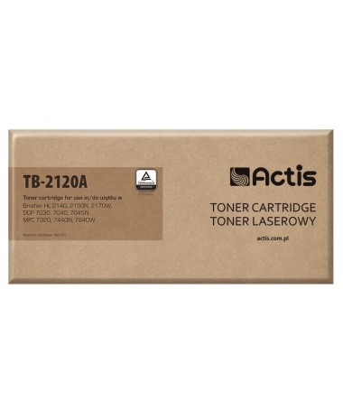 TONER BROTHER TN-2120 (TB-2120A) ACTIS
