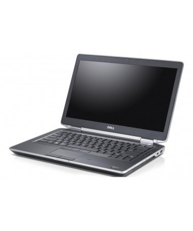 "LAPTOP DELL LATITUDE E6430 i5-3320M 4GB 120GB SSD DVDRW 14""HD Win7pro + furnizues rryme I PËRDORUR"