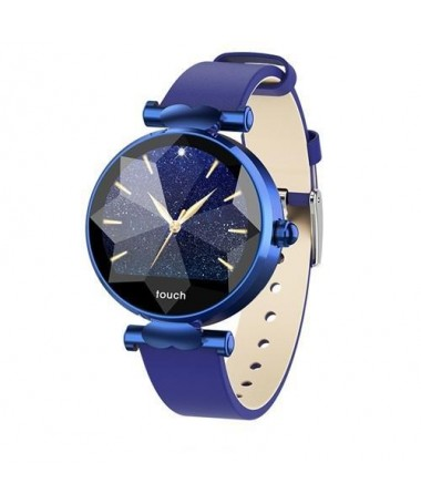 Smartwatch Smart Lady e kaltër IP67 .