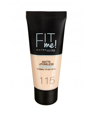 Fondatinë Maybelline Fit Me! 115 Ivory (30 ml )