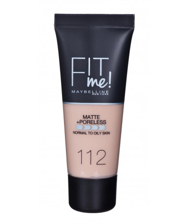 Fondatinë Maybelline Fit Me Matte 95 Fair Porcelain (30 ml / 15+)