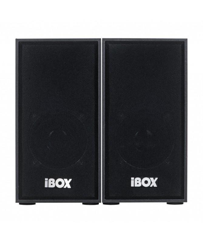Altoparlantë I-BOX 2.0 IGLSP1 E zezë