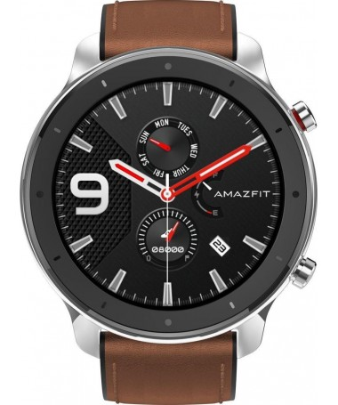 AMAZFIT GTR 47 mm Smart Watch Stainless Steel