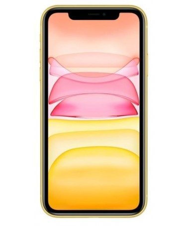 "Smartfon Apple iPhone 11 64GB e verdhë (6/1""/ IPS/ LCD/ Liquid Retina HD/ Multi-Touch/ Technologia True Tone/ 1792x828/ 4 GB/ 3"