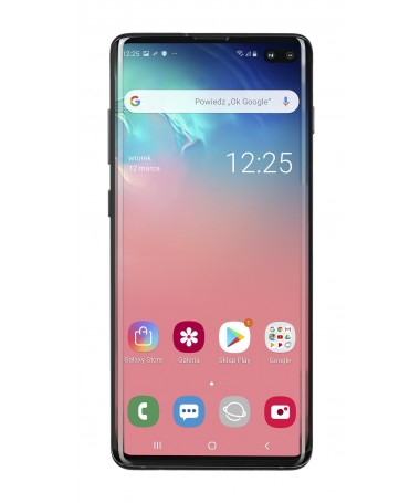 "Smartfon Samsung Galaxy S10+ 512GB E zezë (6/4""/ Dynamic AMOLED/ 3040x1440/ 8 GB/ 4100mAh)"