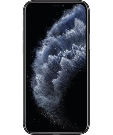 "Smartfon Apple iPhone 11 Pro 64GB Space e hirtë (5/8""/ HDR/ OLED Multi-Touch/ Super Retina XDR/ Technologia True Tone/ 2436x112"