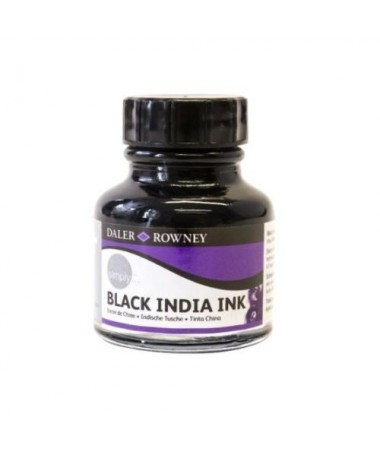 TUSH INDIA 29.5ml E zezë SIMPLY DALER ROWNEY