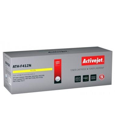 TONER HP 410A (CF412A) ATH-F412N E VERDHË ACTIVEJET