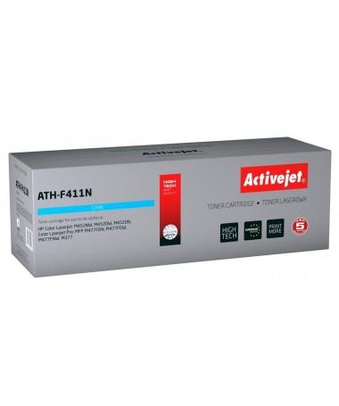 TONER HP 410A (CF411A) ATH-F411N CYAN ACTIVEJET