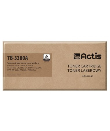 TONER BROTHER TN-3380 (TB-3380A) ACTIS