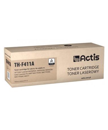 TONER HP 410A (CF411A) TH-F411A CYAN ACTIS