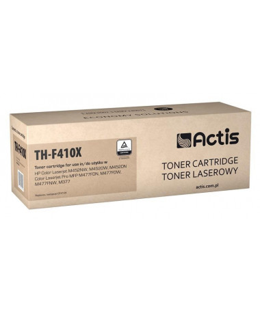 TONER HP 410X (CF410X) TH-F410X E zezë ACTIS