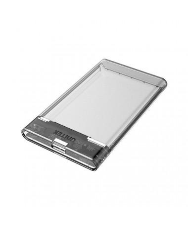 Shtëpizë për disqe UNITEK USB 3.1 HDD / SSD SATA 6G UASP S1103A