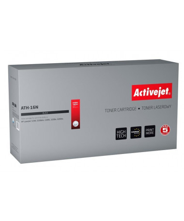 Toner Activejet T-16N Black