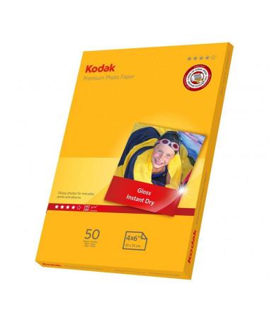 Fotoletër Kodak Premium e bardhë Gloss