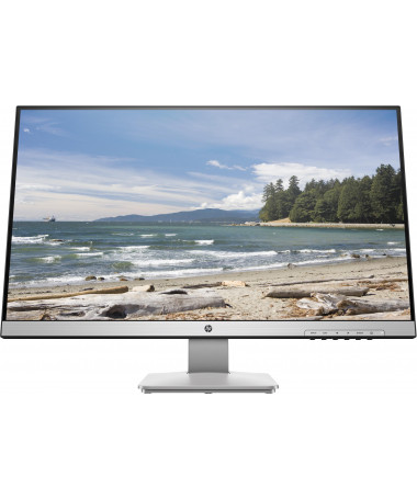 "Monitor HP 27q 68.6 cm (27"") 2560 x 1440 pixels Quad HD LED e zezë"